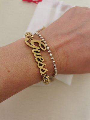 Guess Armkette Gold Neu