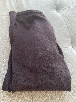 Guess Jeans Smanicato lavorato a maglia marrone