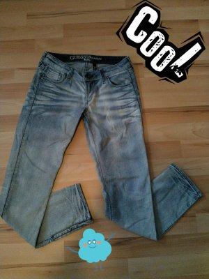 Guess Tube Jeans light grey-light blue