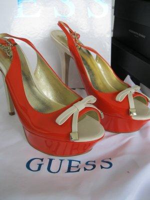 GUESS Bi-color Sandalette