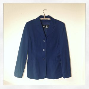 Guess Blousejack donkerblauw