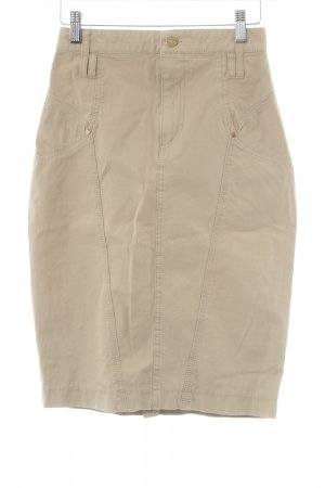 Guess Bleistiftrock camel Casual-Look