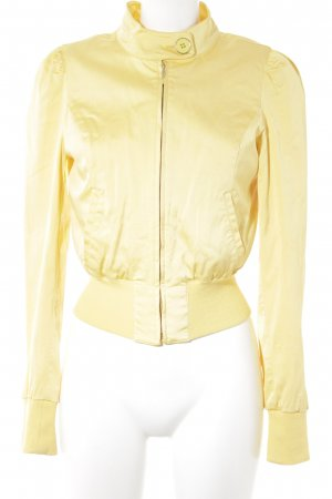 Guess Blouson gelb Casual-Look