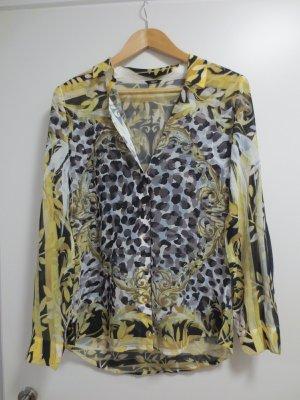 Guess Blusa de manga larga multicolor