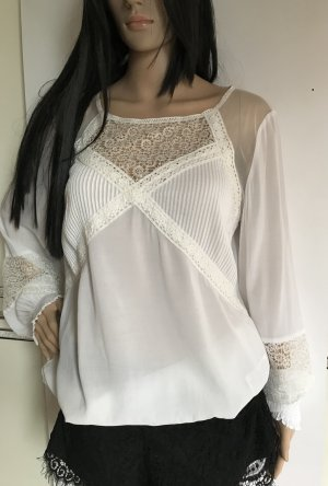 Guess / Bluse/ weiß