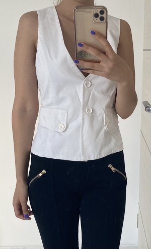 Guess by Marciano Waistcoat white