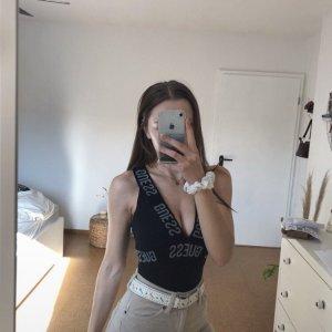 Guess Jeans Body czarny-biały