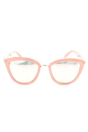 Guess Butterfly Brille pink extravaganter Stil