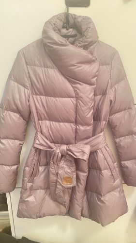 Guess by Marciano Down Jacket silver-colored-grey mixture fibre