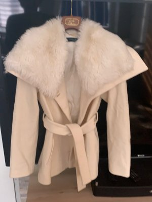 Guess by Marciano Fake Fur Jacket natural white