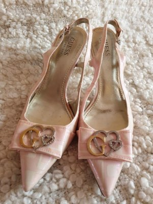GUESS by Marciano Pumps in in pastellrosa farben