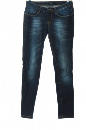 Guess by Marciano Röhrenjeans blau Casual-Look