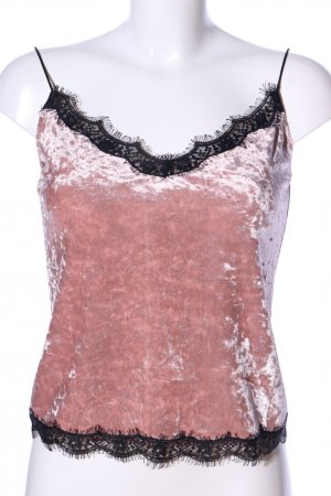 Guess Camisole pink-schwarz Casual-Look
