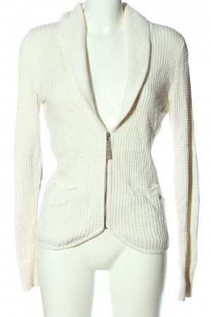 Guess Cardigan weiß Casual-Look