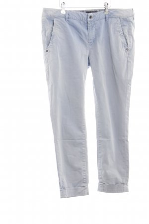 Guess Chinohose blau Casual-Look