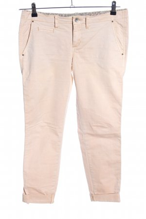 Guess Chinohose creme Casual-Look