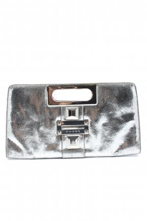 Guess Borsa clutch argento stile casual