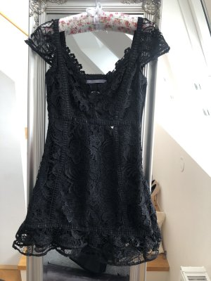 Guess Cocktail Dress black polyester