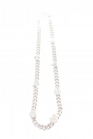 Guess Collier Necklace silver-colored casual look
