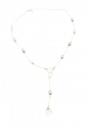 Guess Collier Necklace silver-colored-gold-colored elegant