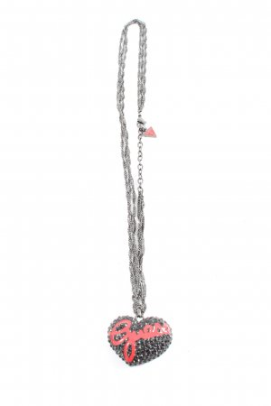 Guess Collier argento stile casual