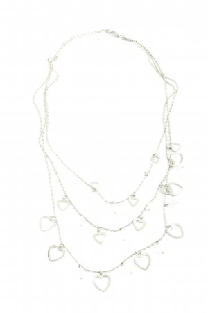 Guess Collar estilo collier color plata look casual