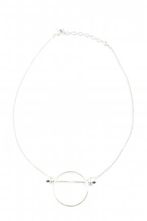 Guess Collier zilver casual uitstraling