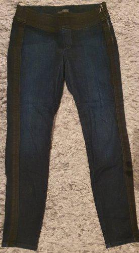 Guess Jeans Jeans elasticizzati nero-blu scuro