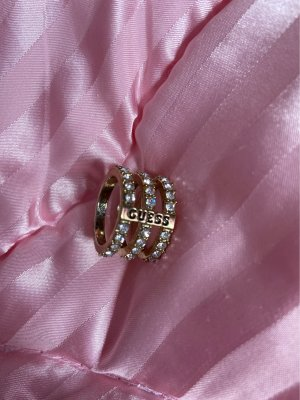 Guess Statement Ring gold-colored
