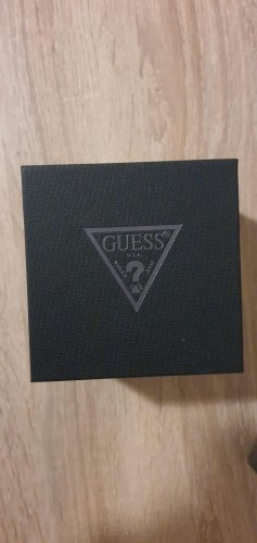 Guess Montre analogue blanc
