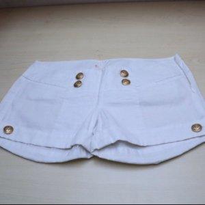 Guess Hot pants wit-goud