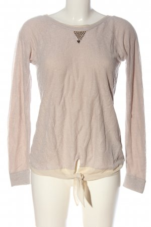 Guess Feinstrickpullover nude Casual-Look