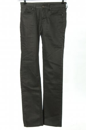 Guess Five-Pocket-Hose schwarz Casual-Look