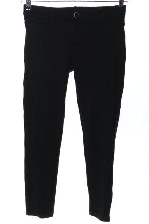Guess Pantalone cinque tasche nero stile professionale