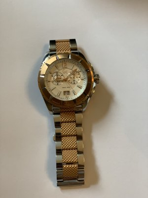 Guess Analog Watch pink-sand brown
