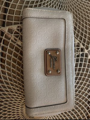 Guess Portefeuille blanc