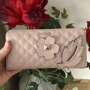 Guess Wallet rose-gold-coloured-silver-colored