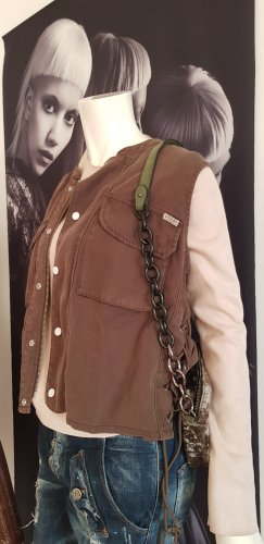 Guess gilet Small  Peppt ein jedes outfit auf  Army grün small