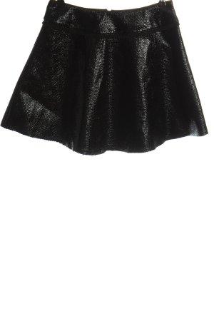 Guess Falda acampanada negro elegante