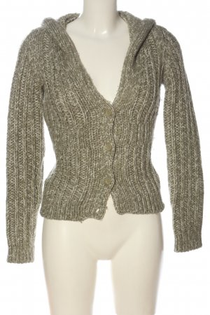 Guess Crochet Sweater khaki casual look