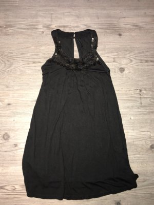 Guess Top largo taupe-negro