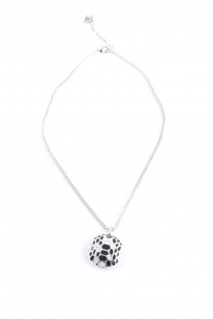Guess Necklace silver-colored casual look