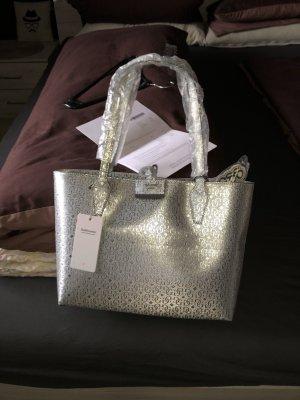 Guess Shopper zilver-lichtgrijs