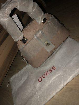 Guess Handtasche Beige Mini