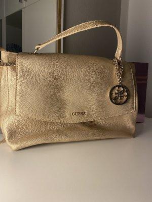 GUESS Handtasche ECRU Gold