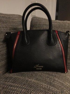 Guess Handbag black-red