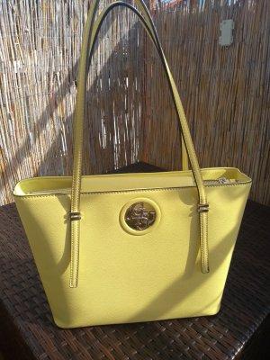 GUESS Handtasche, gelb
