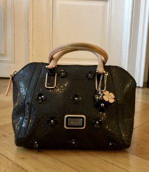 Guess Handtasche / handbag in schwarz