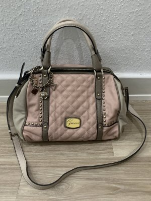 Guess Bolso rosa-beige