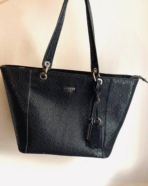Guess Handbag black polyurethane